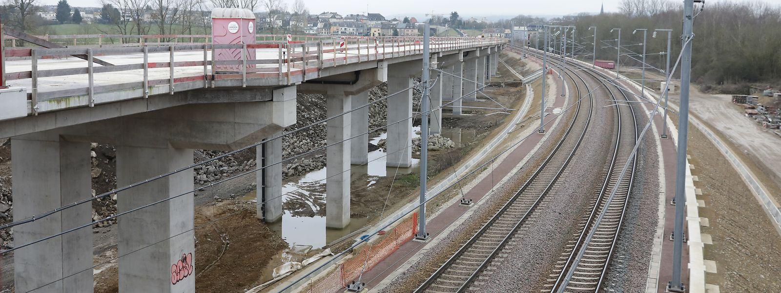 Le nouveau tracé est long de sept kilomètres et ne comporte aucun arrêt