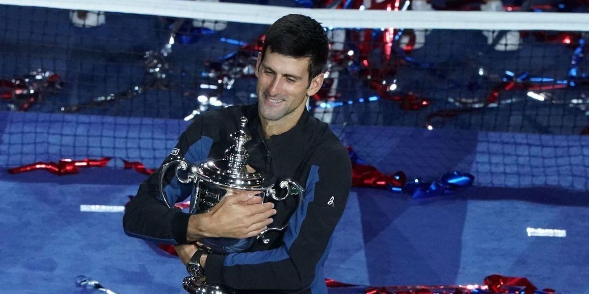 Novak Djokovic a retrouvé ce matin le podium du ranking mondial. Le Serbe pointe au troisième rang.