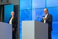 IPO , PK Greng Relance fir Letzebuerg , Dieschbourg u. Turmes , Foto:Guy Jallay/Luxemburger Wort