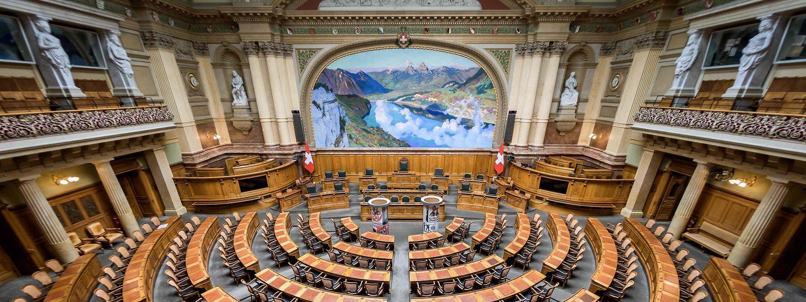 Es gilt, das Parlament neu zu besetzen.