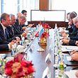 O Grão-Duque, o ministro da Economia, Etienne Schneider, e o ministro dos Negócios Estrangeiros, Jean Asselborn, deslocaram-se à Lituânia para uma visita oficial de três dias.