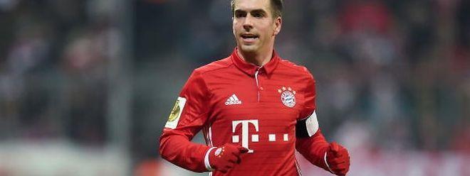 Philipp Lahm beendet nach dieser Saison seine Karriere als Spieler beim FC Bayern.