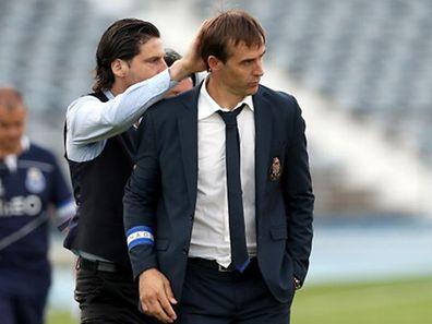 Lopetegui foi treinador do FC Porto