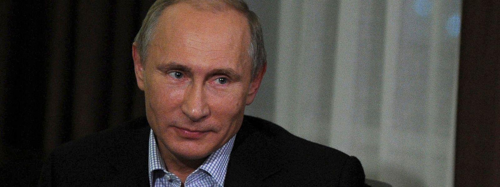 Einschüchtern lässt sich Putin nicht.