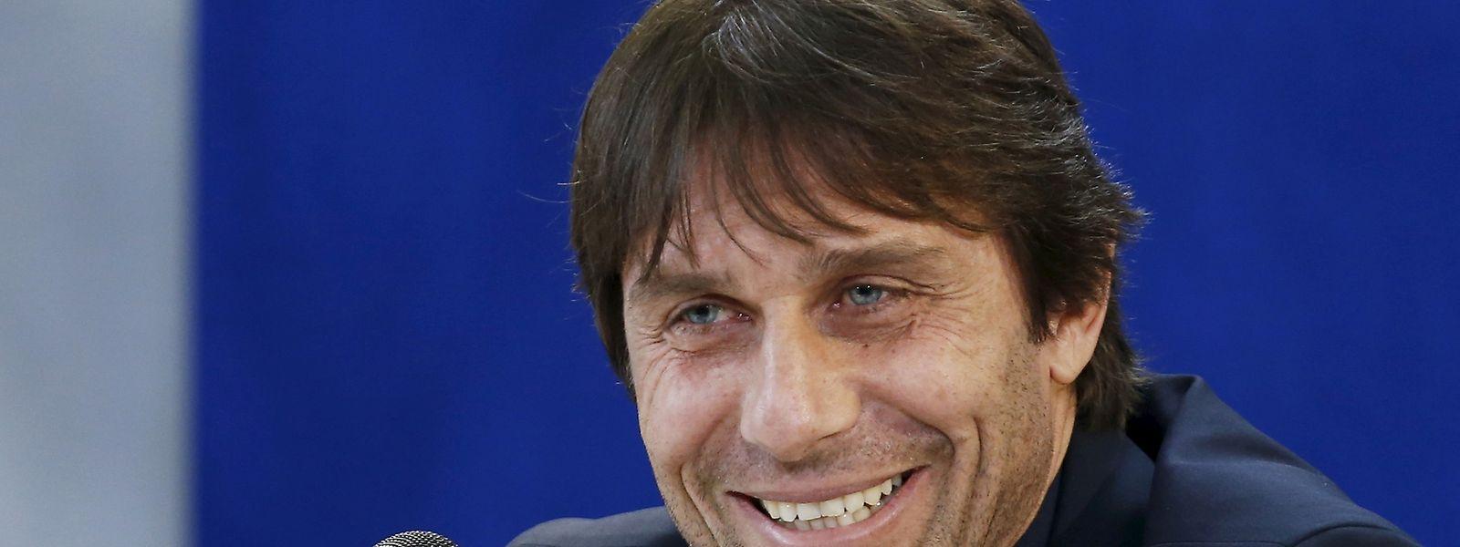 Antonio Conte soll den FC Chelsea zurück in die Erfolgsspur führen.