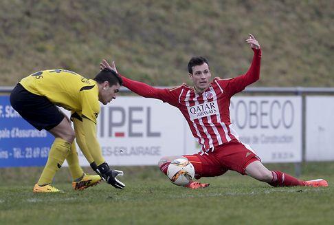 Football / Le point en BGL Ligue: Le Fola perd du terrain, Differdange cartonne