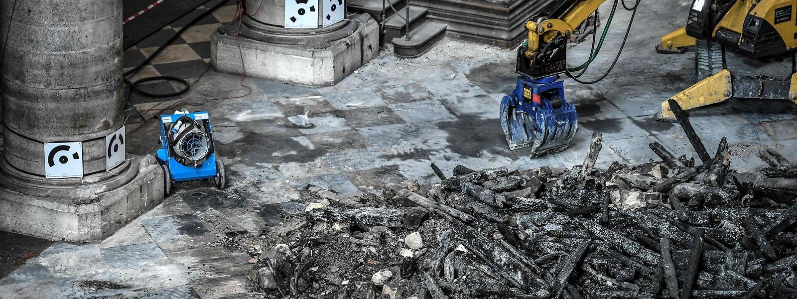 Die Sanierung der vergifteten Gebäude könnte sich weitaus schwieriger gestalten, als gedacht