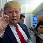 """Trump avisa China que """"outra Tiananmen"""" em Hong Kong prejudicaria acordo comercial"""