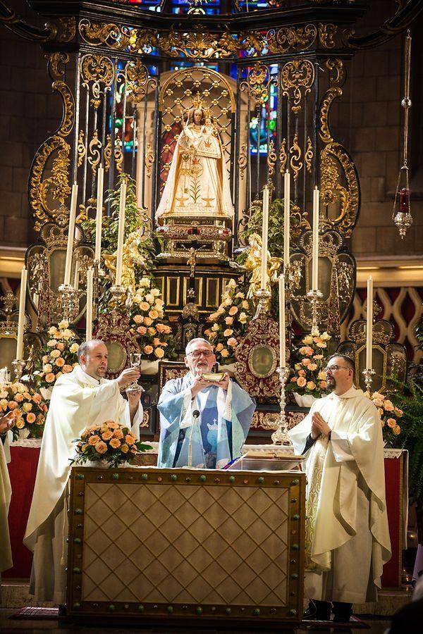 "Oktave - Messe für ""Lëtzebuerg Notre-Dame"" (Weimeschkiersch - Beggen)  - Photo : Pierre Matgé"