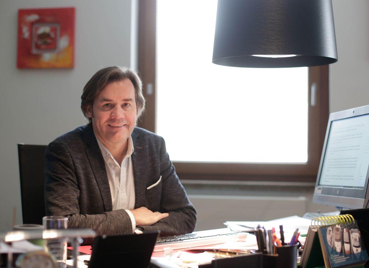 «On est dans la même situation que des grandes villes comme Londres, Paris, Hambourg, Munich ou Zurich», estime Marc Lies.