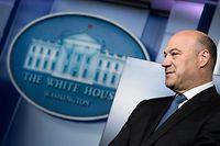 In Cohn verliert Trump einen der letzten Befürworter von Freihandel und Globalisierung in seinem direkten Beraterstab.