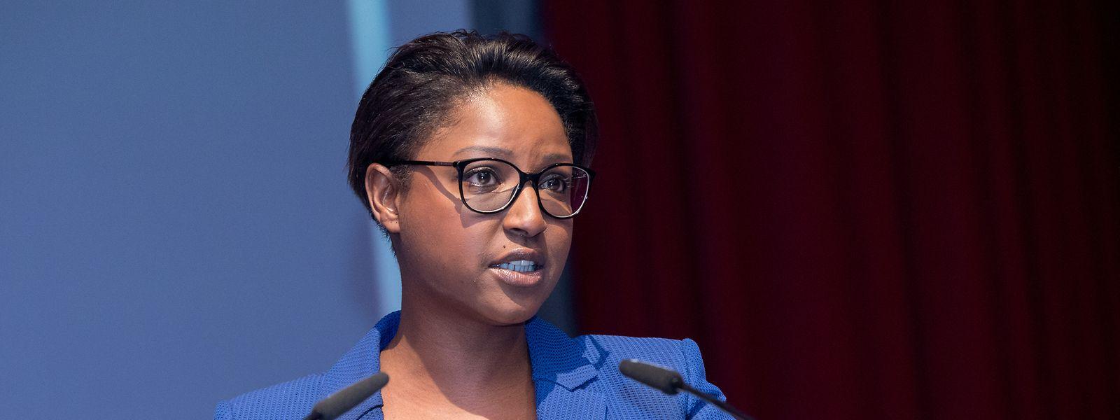 A 36 ans, ce faux pas va peser sur la suite de la carrière politique de l'ancienne présentatrice de RTL.