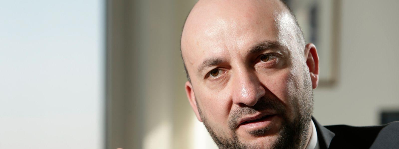 Laut Etienne Schneider kommt auf Luxemburg durch den Ukraine-Konflikt und andere Krisen mehr internationale Verantwortung zu.