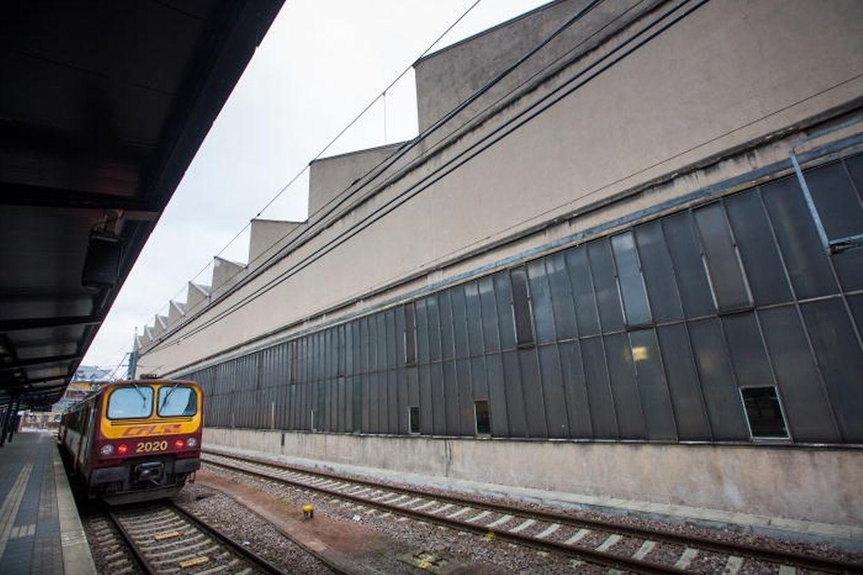 """Die """"Ateliers Nord"""" in Bonneweg wurden in den 1950er Jahren gebaut."""