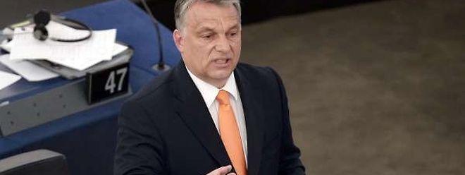 Viktor Orban weicht von seiner Idee ab, die Todesstrafe einzuführen.