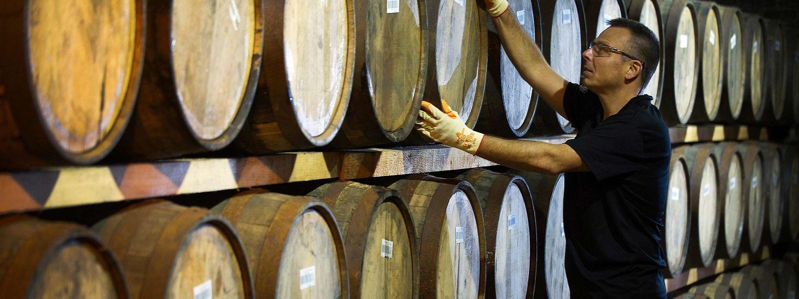 Wein gehört zu den Waren, die für amerikanische Verbraucher demnächst teurer werden.