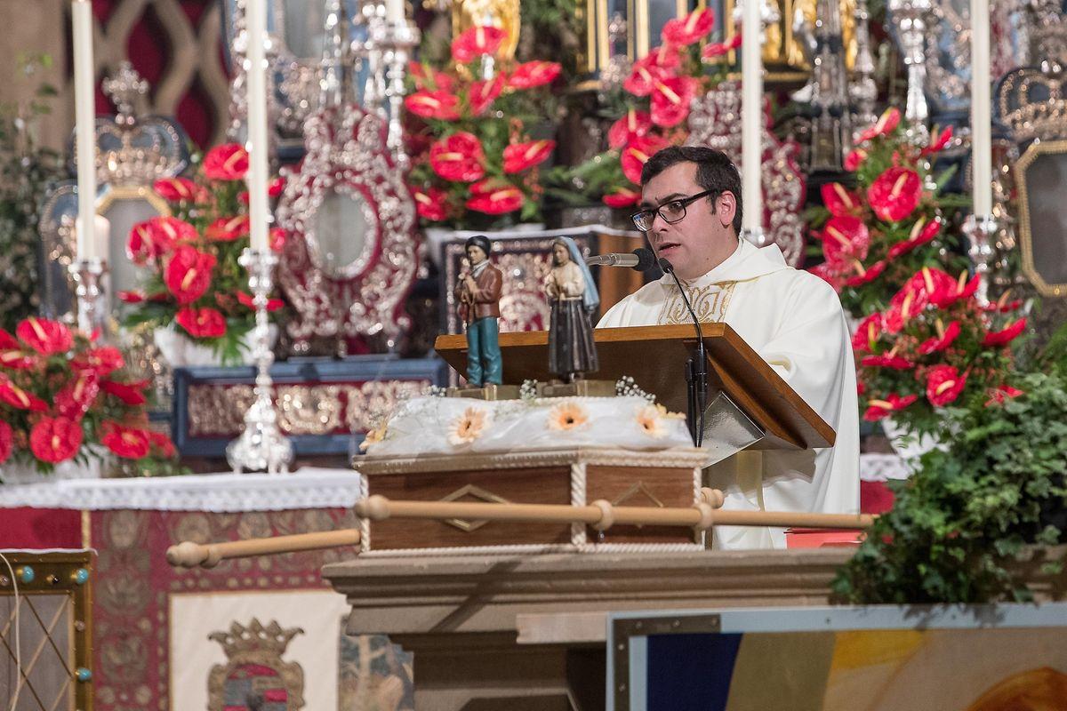 Messe der portugiesischen Gemeinschaft
