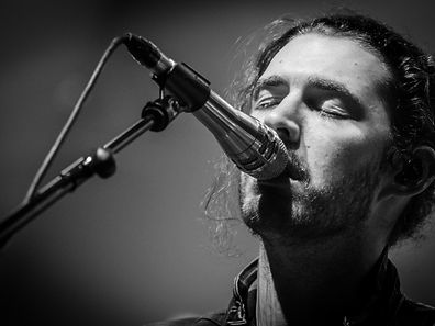 Hozier at the Rockhal - 21.01:2016