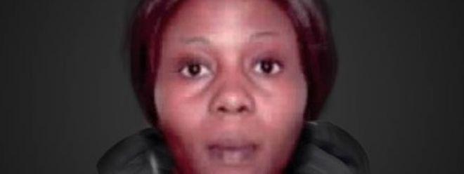 Esta é a foto de Jessica Edosomwan divulgada pela Europol.