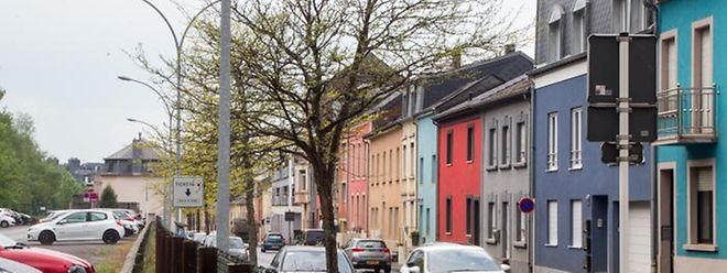 Neben den Modulen für Flüchtlinge sollen auch Sozialwohnungen am Quai Neudorf entstehen.