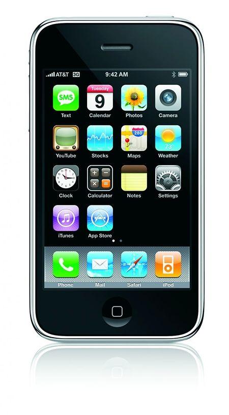 L'iPhone révolutionne la téléphonie mobile