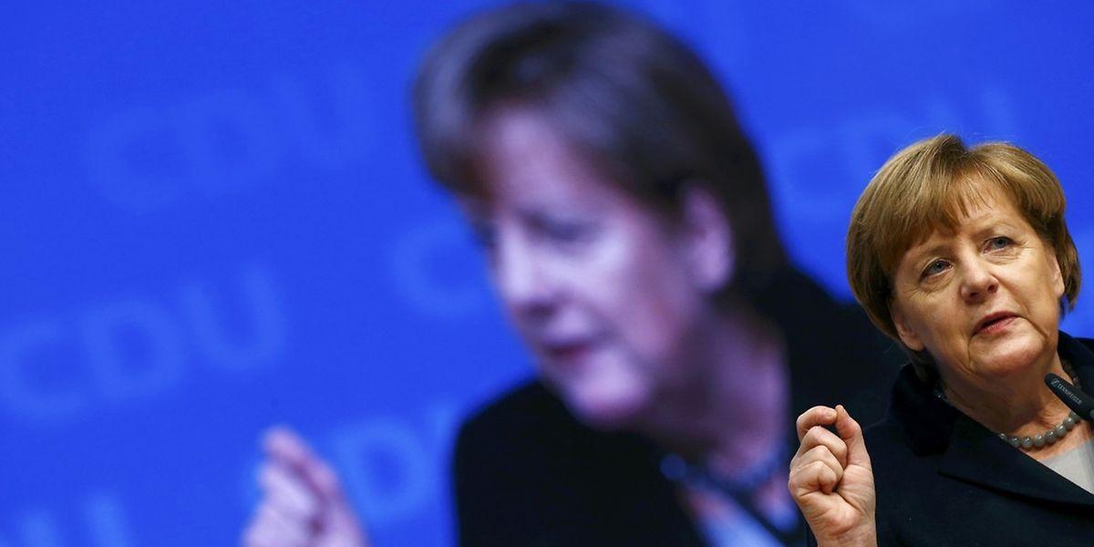 """Angela Merkel: """"Niemand, egal warum er sich auf den Weg macht, verlässt leichtfertig seine Heimat."""""""