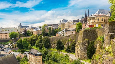 Nearly 80 per cent of housing in Luxembourg City are apartments