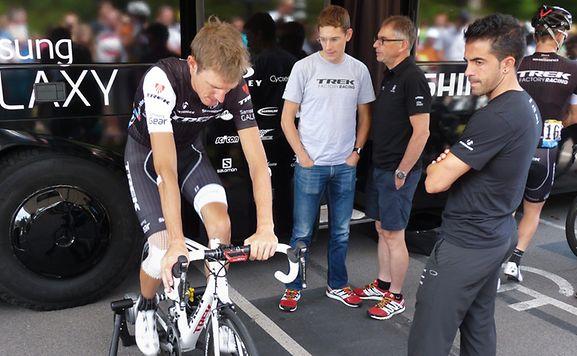 Andy Schleck (Trek Factory Racing)