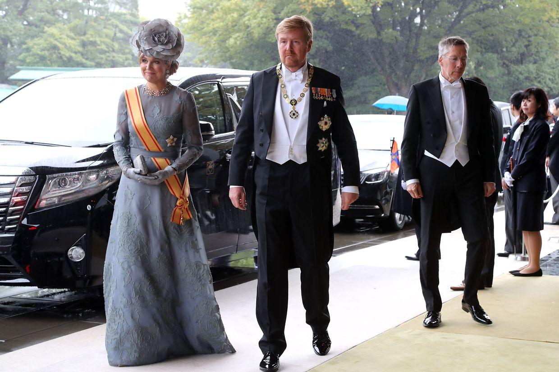 Reis da Holanda.