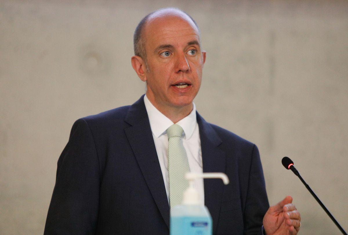 Der Wissenschaftler Paul Wilmes ist Sprecher der Covid-19-Taskforce von Research Luxembourg.