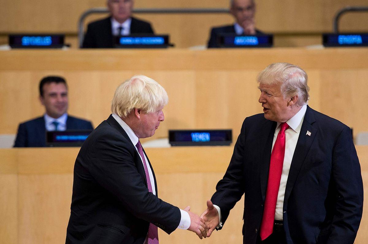 Le président américain devrait avoir au moins un allié autour de la table: Boris Johnson qui a besoin du soutien américain dans la perspective du Brexit.