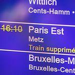 Cerca de 50 transfronteiriços expulsos de um TGV