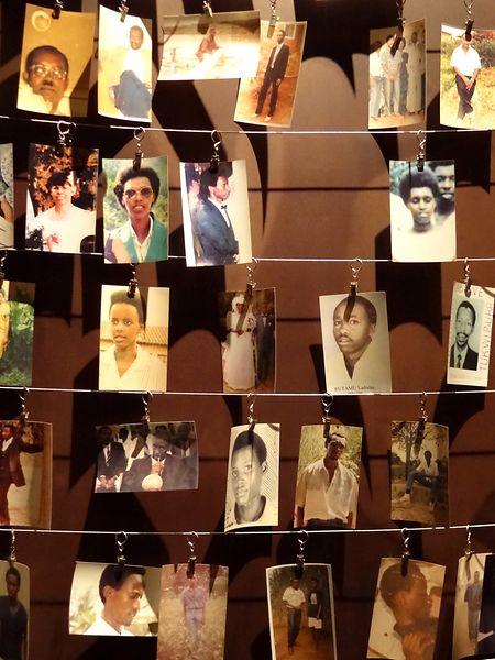 Le génocide des Tutsi au Rwanda a causé la mort d'environ 800.000 personnes en 1994