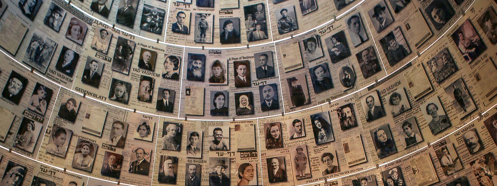Die Gedenkstätte Yad Vashem erinnert seit 1963 an Menschen, die Juden retteten.