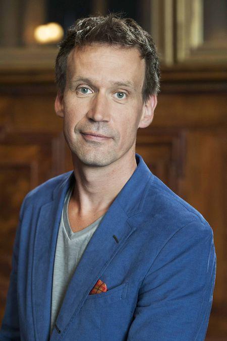 Volker Weidermann, Literaturchef des Spiegel.
