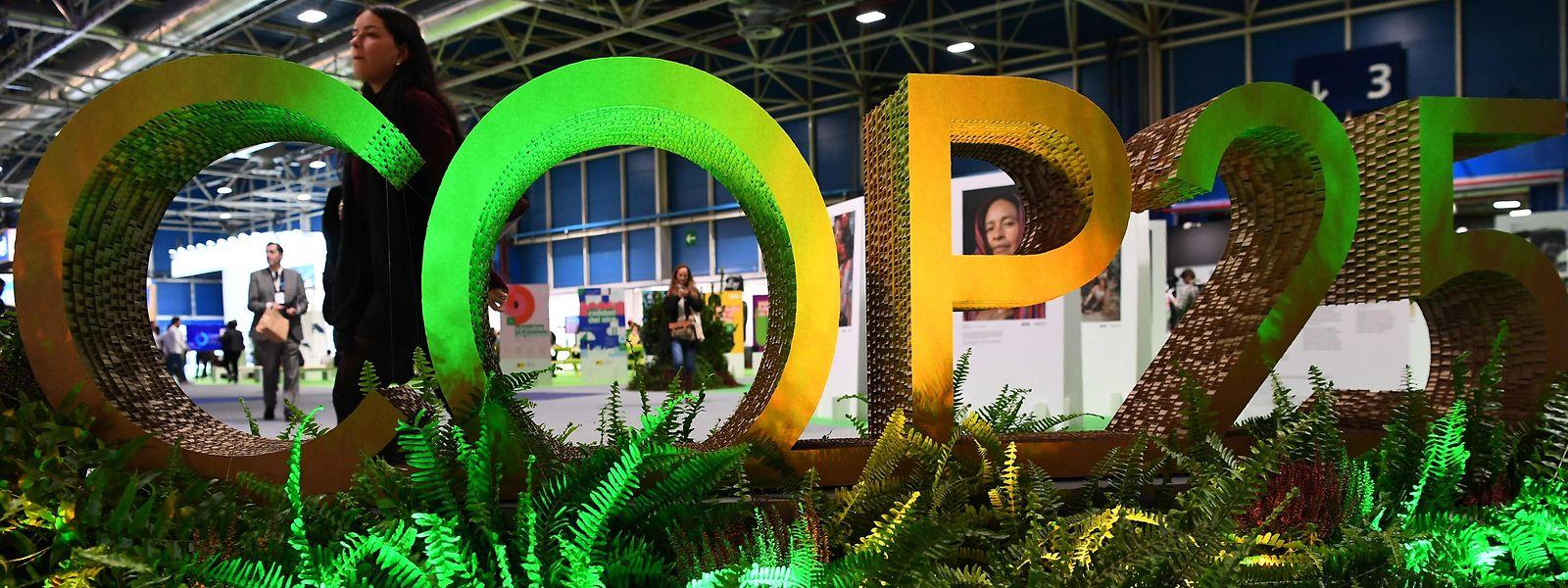 Les exhortations à agir pour sauver l'humanité qui subit les assauts du dérèglement climatique se sont multipliées lundi à Madrid à l'ouverture de la COP25