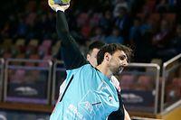 FLH Handball WM Qualifikation der FLH Maenner gegen Slowakei in der Coque am 10.01.2020 Tommy WIRTZ (17 FLH)
