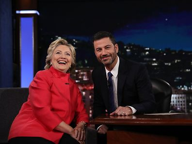 Hillary Clinton on Jimmy Kimmel Live