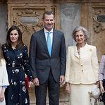 Espanha. Infanta Sofia obrigada a crescer na sombra da irmã