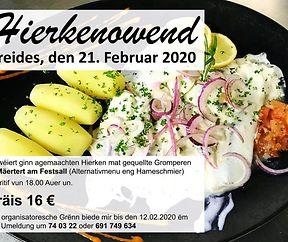 HIERKENOWEND ZU MÄERTERT