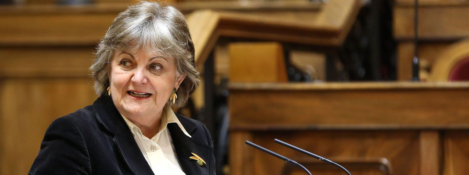 Elisa Ferreira é a comissária europeia para a Coesão e Reformas