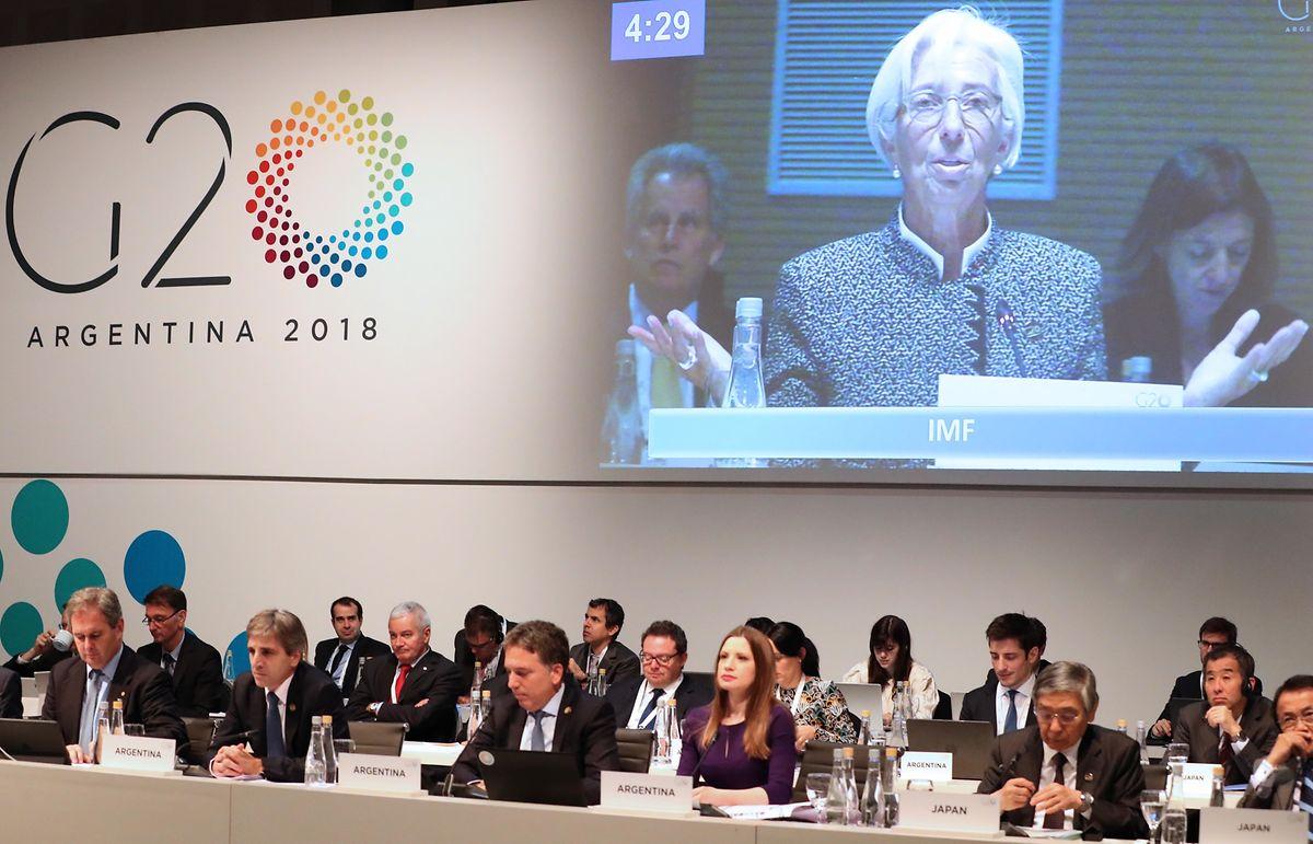 Le G20 Finances planche aussi sur la taxation des géants du numérique, qui sont pour l'instant peu imposés.