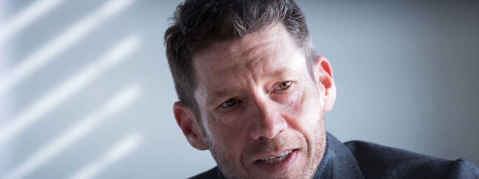 Joost Ortjens ist Fachgebietsleiter für Fahrzeugkomponenten bei Luxinnovation, der luxemburgischen Agentur zur Förderung von Innovation und Forschung.