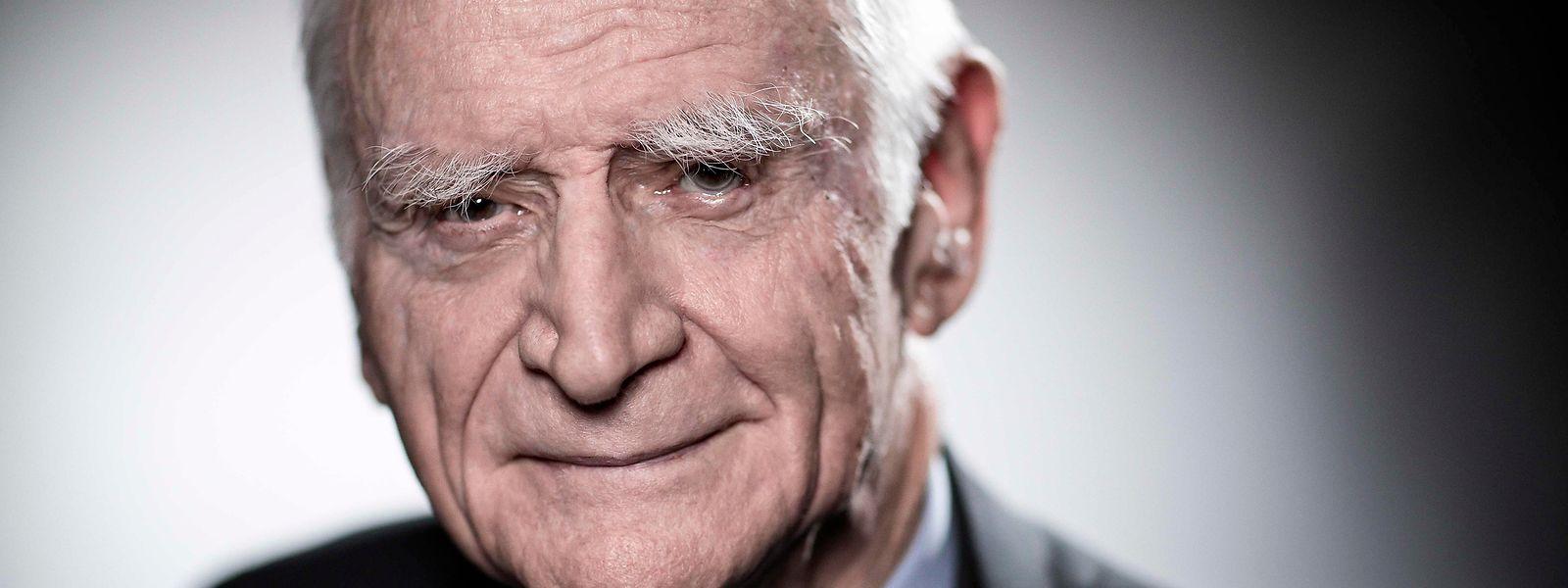 Michel Serres est mort samedi soir à 88 ans.