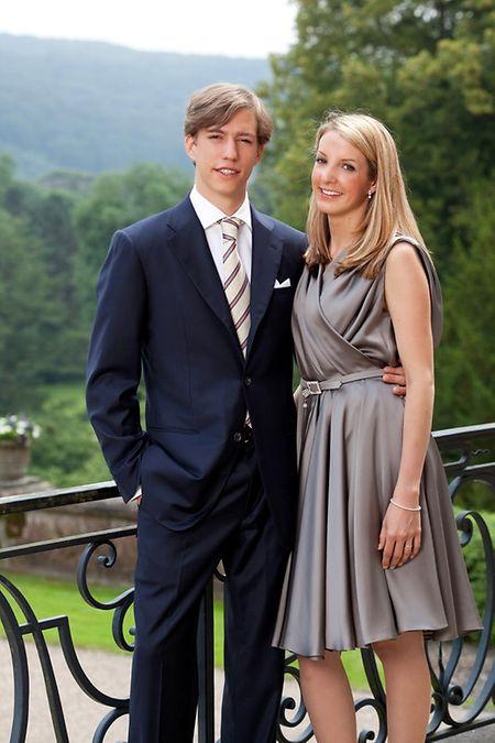 """Am 23. Juni 2009 hat Tessy von Großherzog Henri den Titel """"Prinzessin von Luxemburg, Prinzessin von Nassau und Bourbon-Parma"""" erhalten."""