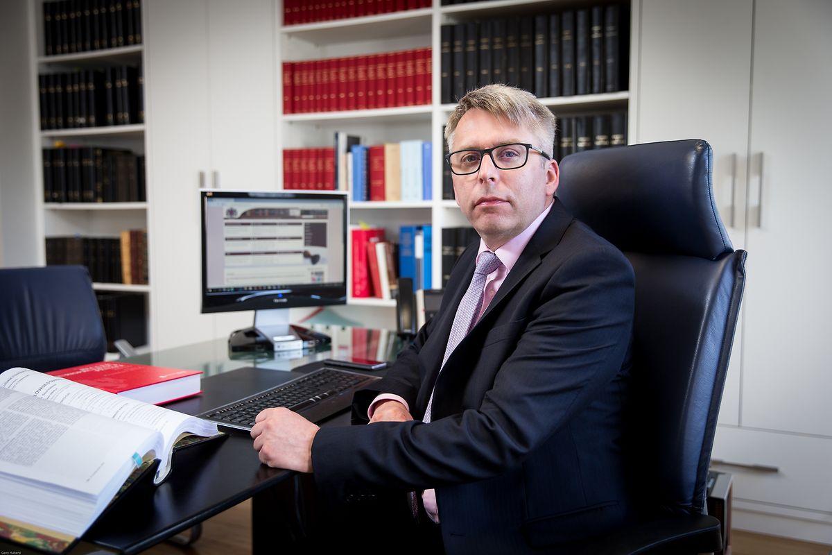Me Daniel Baulisch: «Il faut faire le distingo entre faute morale et faute juridique».