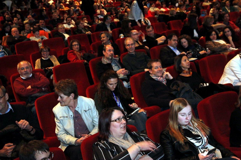 Cerca de 500 convidados assistiram à ante-estreia do filme, no sábado