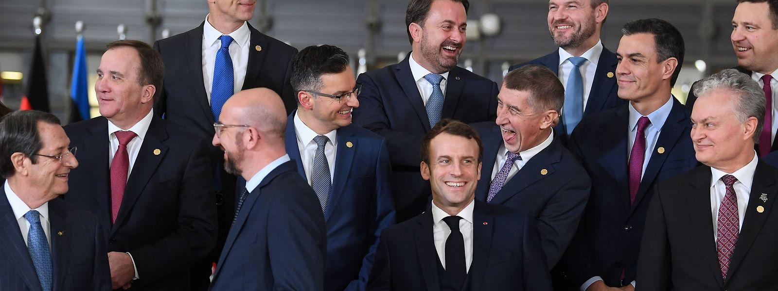 Bei den Verhandlungen zum EU-Haushalt treffen 27 Einzelinteressen aufeinander.