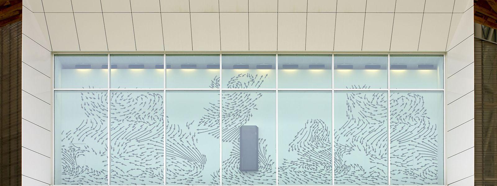 Le centre Pompidou-Metz ouvre sa Grande Nef à Yves Klein.