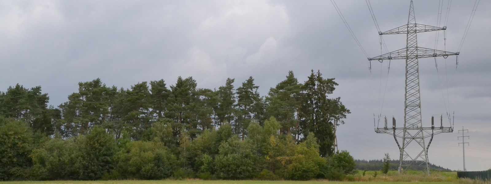 Auf dem Plateau neben der Nordautobahn möchte Creos das neue Umspannwerk errichten.